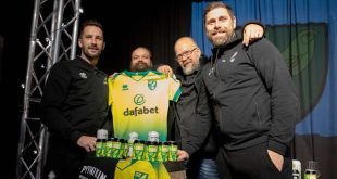 Norwich City FC sign new partnership with Pyynikin Brewing Company!