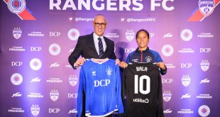 Bengaluru FC VIDEO: #BlueAcrossBorders – Mark Hateley (Glasgow Rangers)!