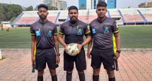 Vinod Dhanraj: A Non-Resident Indian referee from Germany comes to India!
