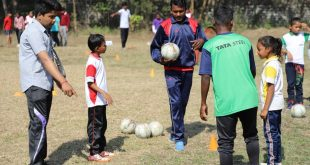 Tata Steel CSR Grassroots & Youth Football Tournament enters its 6th year!