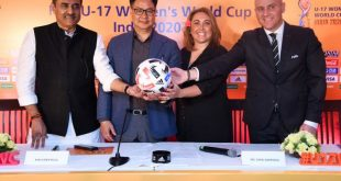 Match schedule & host cities announced for 2020 FIFA Under-17 Women's World Cup – India!