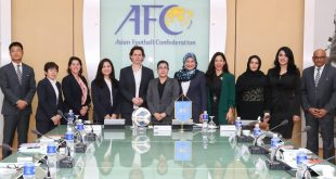 India recommended as host for 2022 AFC Women's Asian Cup!