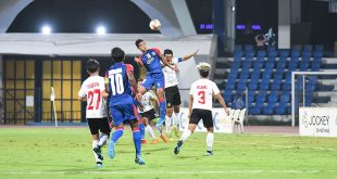 Bengaluru FC romp to 9-1 win over Paro FC in AFC Cup qualifiers!