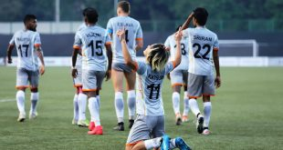 Katsumi leads the show as Chennai City FC beat Indian Arrows!