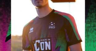 Erreà Sport & Lega Pro present the third national team strip!