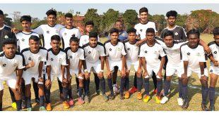 FAO Academy score 1-0 win over Jharkhand's SAJHA!
