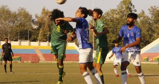 Garhwal Heroes FC win against Rajasthan FC in the Second Division League!