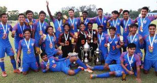 India U-16 boys to play two International Friendlies in Tajikistan!