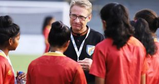 India Women's U-17 coach Thomas Dennerby flown out by Sweden!