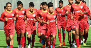 India to play FIFA international friendly against Tajikistan!