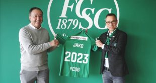 JAKO & Swiss side FC St. Gallen 1879 extend their partnership!