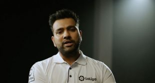 LaLiga launches its first campaign with Rohit Sharma as their brand ambassador in India!