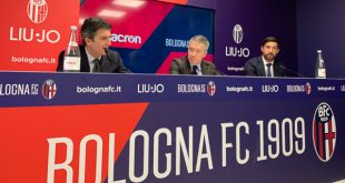Bologna FC & Macron extend contract until 2023!