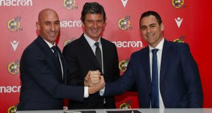 Macron new sponsor of the Referees of the Royal Spanish Football Federation!