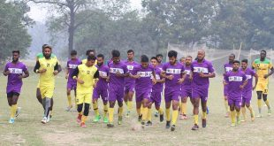 Mohammedan Sporting embark on a tough South India tour!