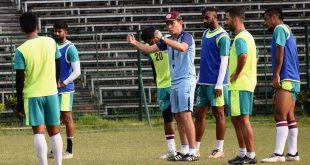 I-League leaders Mohun Bagan look to win at Churchill Brothers!