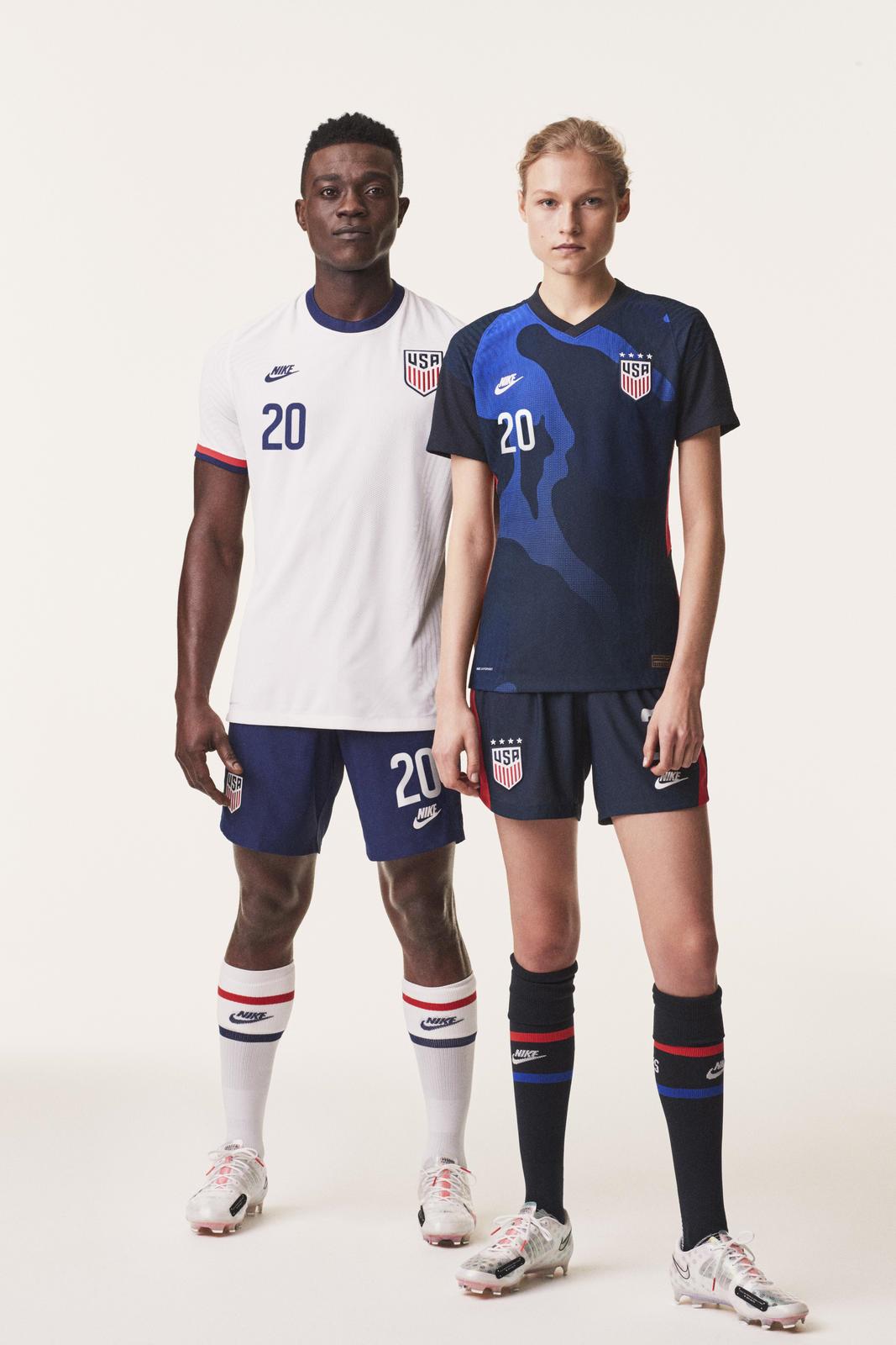 Nike Football 2020 Kits: Art + Science!