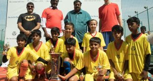 Roots Football League in Bengaluru plays its finals!