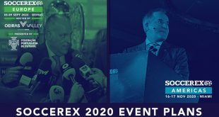 Soccerex unveil their Event Plans for 2020!
