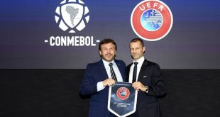 UEFA & CONMEBOL renew Memorandum of Understanding to enhance cooperation!