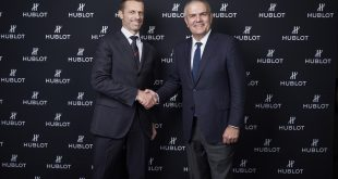 Hublot becomes official partner of UEFA Women's EURO 2021!