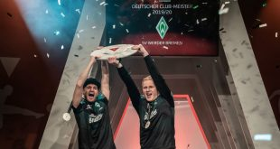 Virtual Bundesliga: Werder Bremen defends VBL Club Championship title!