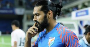 Sandesh Jhingan: Football will be the unifying factor soon!