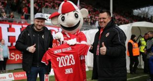 JAKO extend Energie Cottbus contract until 2023!