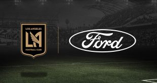 Los Angeles FC announces partnership with Ford Motor Company!