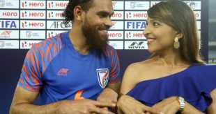India & Hyderabad FC's Adil Khan: Family-time is a 'lift in spirits'!