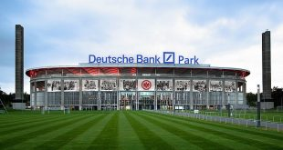 Eintracht Frankfurt become main tenants of Deutsche Bank Park!