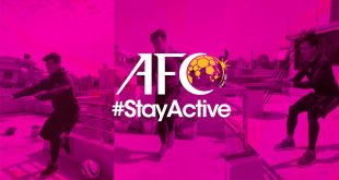 AFC VIDEO: #StayActive – Episode 4!
