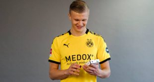 MEDOX to adorn Borussia Dortmund shirts in Bundesliga table-topping clash!