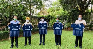 Dempo SC launch special jersey's for 2020/21 season!