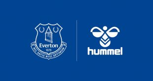 Everton FC agree club record kit deal with Hummel!