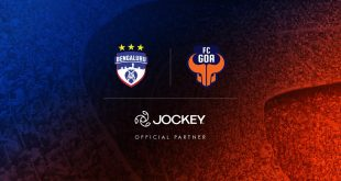 Jockey VIDEO: Sponsorship of Bengaluru FC & FC Goa!