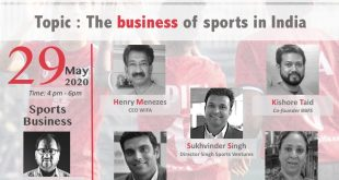 I will host a PIFA Foundation Webinar on the business of Indian football!