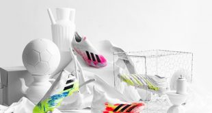 Bringing together creative worlds of art & football with new adidas UNIFORIA boot pack!