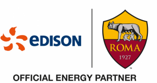 Edison Energia joins AS Roma as official Energy partner!