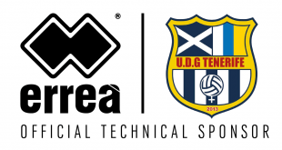 Errea & UDG Tenerife renew Technical Partnership!