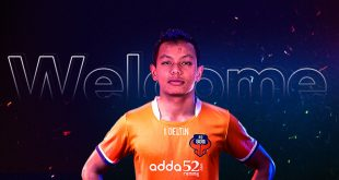 VIDEO: First message of new FC Goa signing Redeem Tlang!