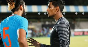 Sandesh Jhingan: Subrata-bhai is the most workaholic footballer I've ever seen!