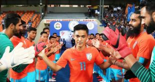 Sunil Chhetri – The day #11 scored his century #Chhetri100!