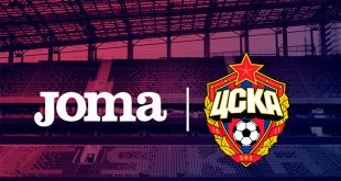 Joma Sport & CSKA Moscow announce new technical partnership!