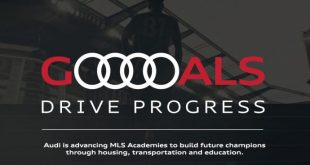 Audi & MLS celebrate the 2020 season & reignite commitment to youth development!