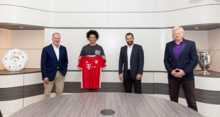Leroy Sane joins Bayern Munich from Manchester City!