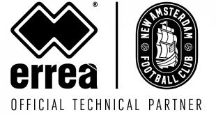 Errea announce multi-year partnership with New Amsterdam FC!