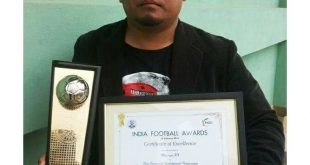 Mizoram Football mourns the death of Francis Paul!