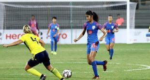 Thank you Football, says U-17 WWC probable Sai Sankhe after securing 96.2% marks in Class X boards!