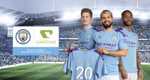 Manchester City agree regional partnership with Capstone Games!